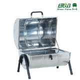 Outdoor Barrel Charcoal Grill/BBQ Grill Outdoor YK-1038