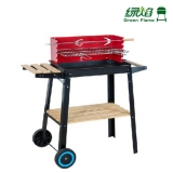 China Custom Built Barbecue Grill Smokers