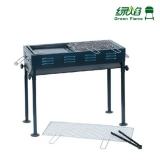Adjust High Professional Oblong Charcoal BBQ Grills YK-1009