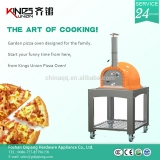 Outdoor Home Use Wood Fired Pizza Oven KU-001